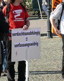 Foto: Freiheit statt Angst Berlin 2008, Lizenz: CC BY-SA 2.0