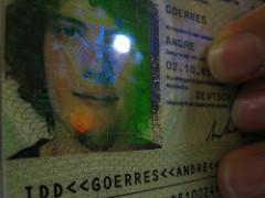 personalausweis photo